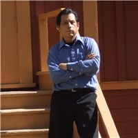 born in mexico luis g torres,  living in yosemite park and working at the majestic hotel.