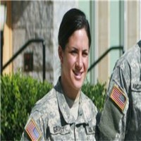 i am miss kristen.griest,  a us army officer working at us military...