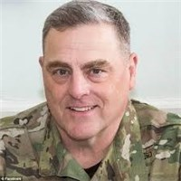 my name is charles milley,  i'm from fremont california,  currently  here in syria,  i'm a major general in the us army prese...